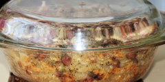 Smaczna i tania zapiekanka makaronowa z par�wkami