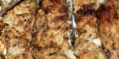 Soczysty kurczak z grilla