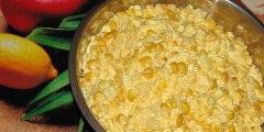 Żółciutka sałatka