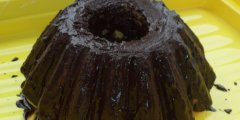 Babka w polewie czekoladowej