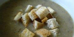 Zupa krem z boczniaków