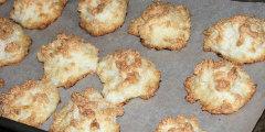 Domowe kokosanki z cytrynow� nutk�