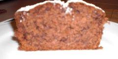 Rotweinkuchen - ciasto z czerwonym winem
