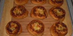Ślimaczki a`la Pizza