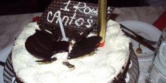 Ciasto ,,mini torcik,,