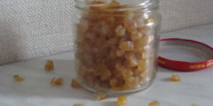 Sk�rka pomara�czowa w cukrze