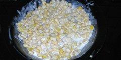 Salatka z kukurydzy