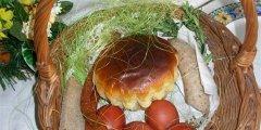 Chlebek swoiski wielkanocny