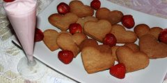 Ciasteczka korzenne na dzie� mamy