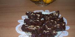 Smakołyk Czekoladowy z Bakaliami