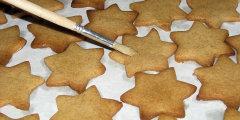 �wi�teczne ciasteczka miodowe