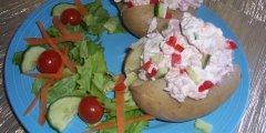 Ziemniaki w �akiecie