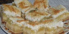 Ciasto owocowo-kokosowe