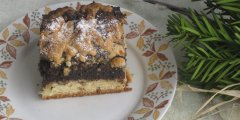 Ciasto z makiem na Wielkanoc