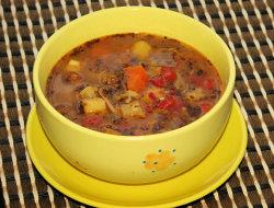 Po�ywna zupa gulaszowa