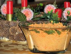 Pyszna sałatka z marchewki