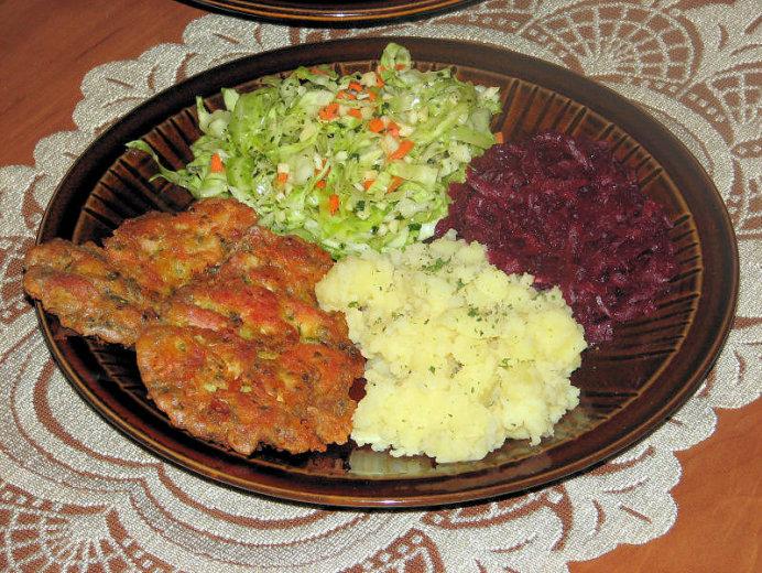 Kotleciki z filetu kurczaka i majonezu - zdjęcie 3