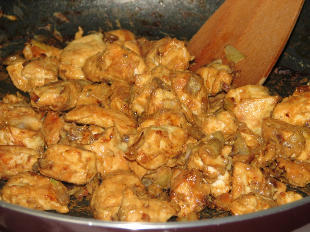 Kurczak W Musztardowej Glazurze Przepisy Kulinarne Dania Główne